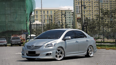 Hot Vios from the Philippines