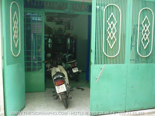 Bán nhà Trường Sa , Quận Phú Nhuận giá 2, 9 tỷ -NT44