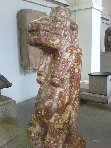 Goddess Taweret Image