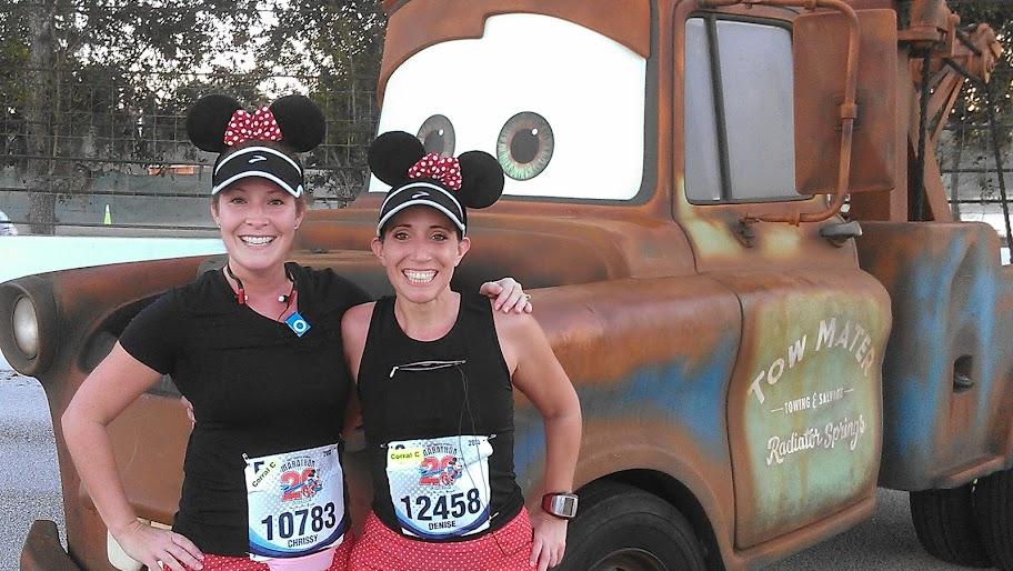 IMAG0073 Disney Marathon 2013 {Recap}