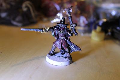 Bad Lighting Inquisitor