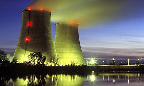 reaktor nuklir Perancis