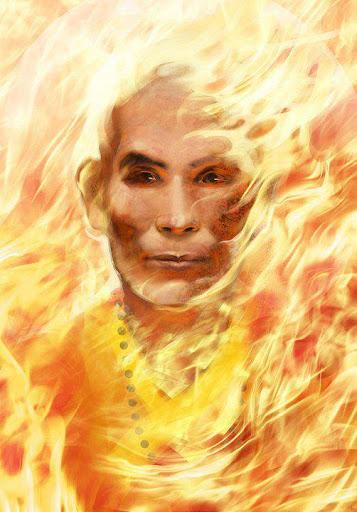 Bồ Tát Quảng Đức thiêu thân – Đối chiếu qua kinh điển Nam Tông & Bắc Tông