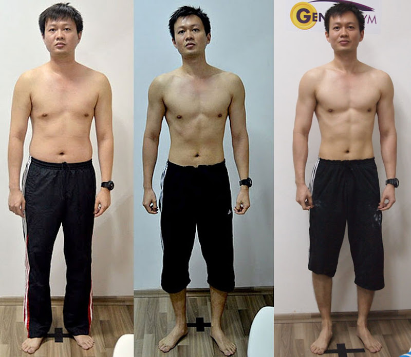 personal training singapore gym