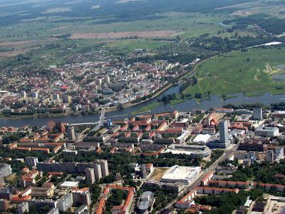 Luftbild Frankfurt