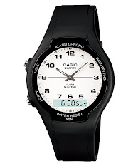 Casio Standard : LTD-2002D-7AV