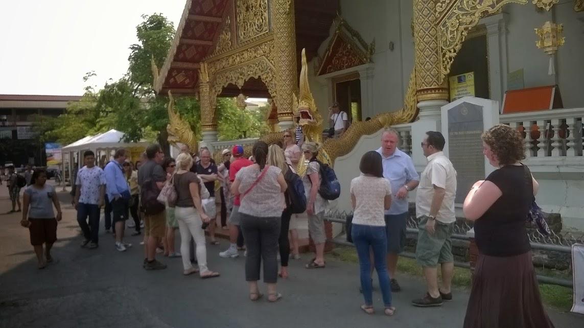 Der Tempel Wat Phra Singh
