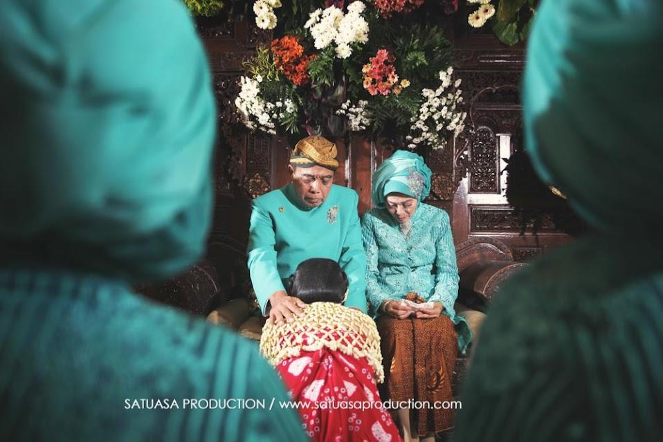 wedding tradisional