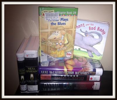 POD: Library Books