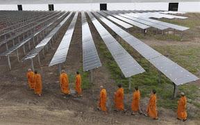Tailandia Quiere Generar 500 MW de Energía Solar
