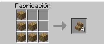 Minecraft ,todos sus crafteos y tambien los de la 1.7!