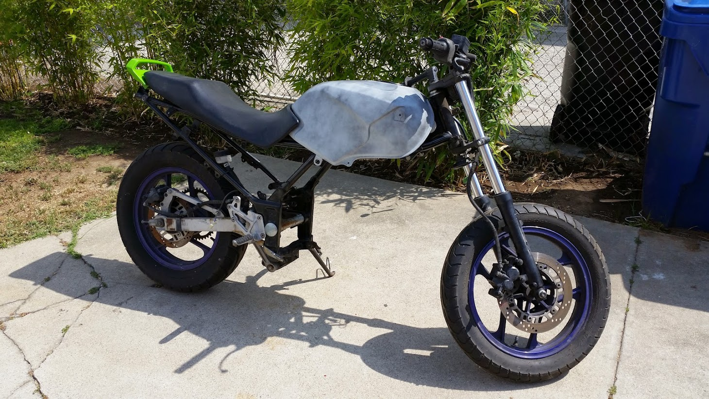 Another Ninja 250 Project Archive The Electric Electricvehicles Ssr Solid State Relay Motorcycle Forum
