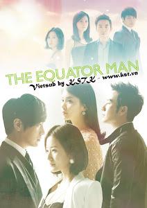 Người Đàn Ông Đến Từ Xích Đạo - Bóng Tối Hận Thù - The Equator Man poster