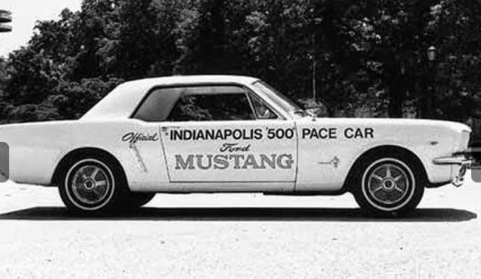 Ford Mustang Fun Facts Stories