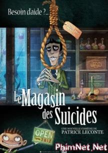 Phim Cửa Hàng Tự Sát Full Hd - The Suicide Shop