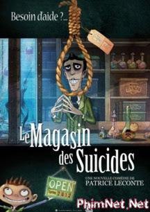 Cửa Hàng Tự Sát Full Hd - The Suicide Shop - 2012