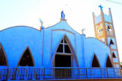 Iglesia de Dulce Nombre de María