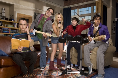Tema de Abertura - The Big Bang Theory -  History of Everything