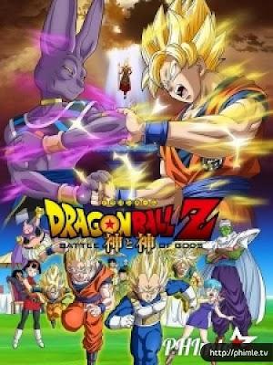 Phim Cuộc Chiến Của Các Vị Thần - Dragon Ball Z: Battle Of Gods (2013)