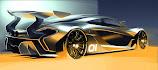 PEBBLE BEACH 2014 - McLaren P1 GTR is confirmed