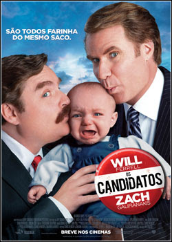 7 Os Candidatos   BDrip   Dual Áudio