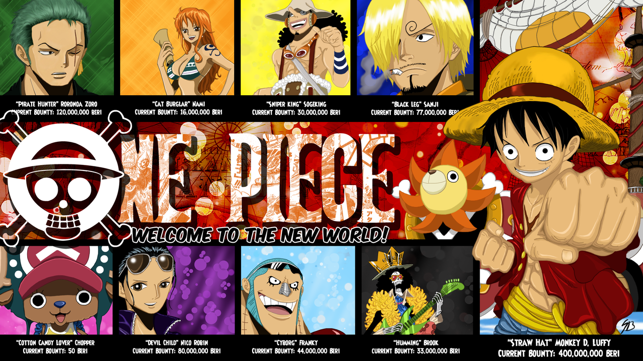 one piece live wallpaper for android free download
