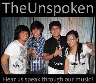 TheUnspoken band, Acoustic band, Nina May, Andre, Jake, Leks