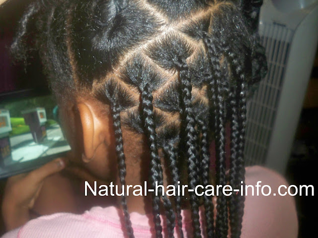 Cool Box Braid Tutorial Natural Hair Care Info Hairstyle Inspiration Daily Dogsangcom