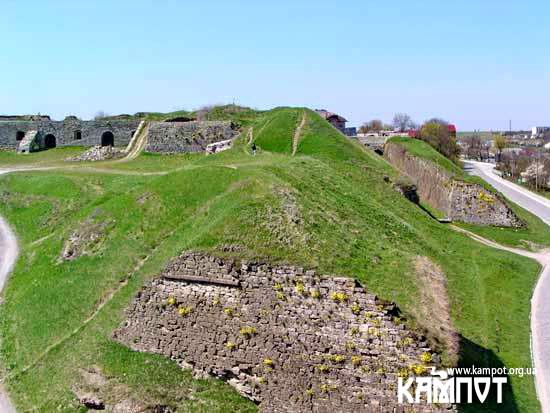 Нова фортеця у Кам'янці-Подільському