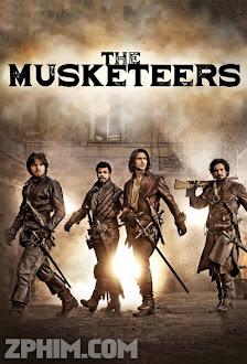 Ngự Lâm Quân 1 - The Musketeers Season 1 (2014) Poster