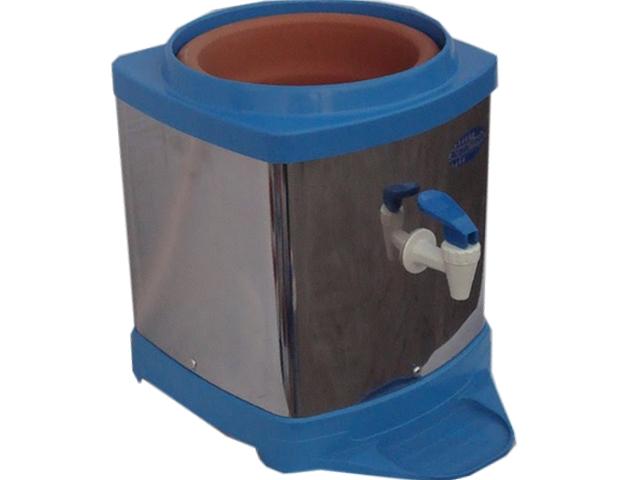 Ref: 004 Suporte Inox Azul