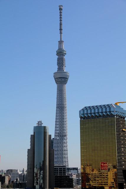 日本.東京.淺草文化觀光中心.晴空塔