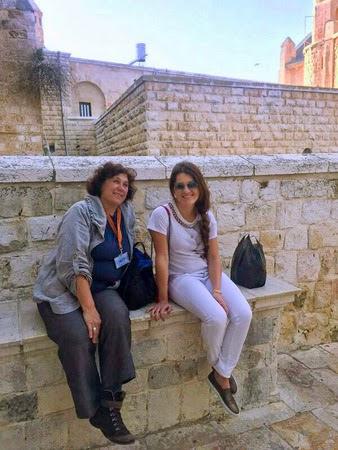 Марина из Одессы, Отзыв об экскурсии в Израиле