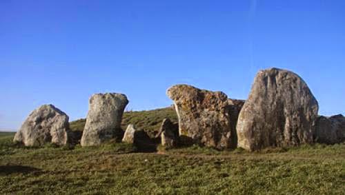 Nazi Sorcerers At Stonehenge