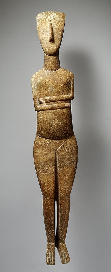 a report on the marble sculptures of the ancient cycladic culture in the islands of aegean sea Carved in marble are very ancient of the cycladic islands of the southern aegean sea early cycladic culture that their islands were.