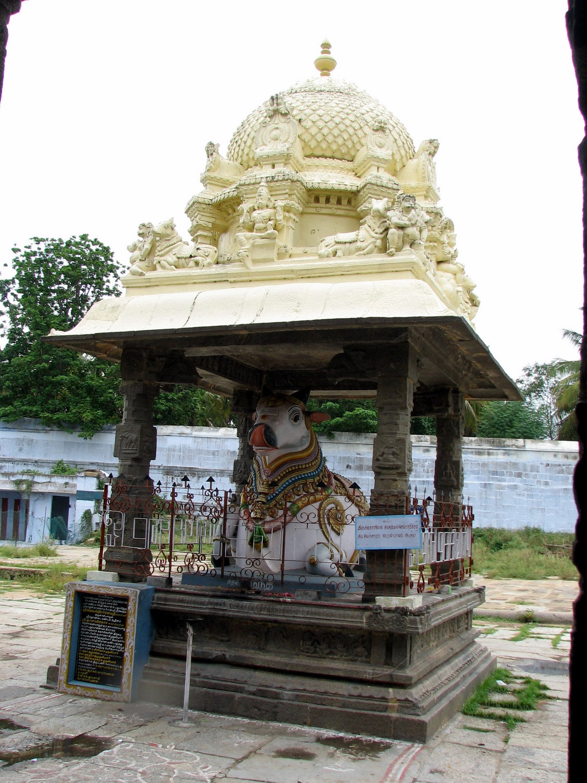 Sri Nilathingal Thundathan Temple (Nilathingal Thundam) Kanchipuram - Divya Desam 56