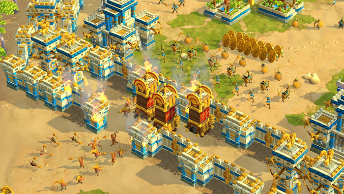 Nền văn minh Babylon trong Age of Empires Online - Ảnh 4