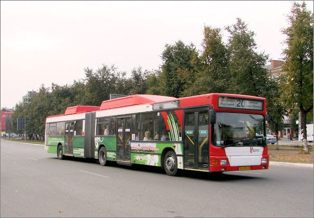 Автобус 1984 года выпуска