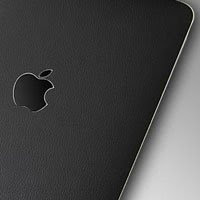 SGP Premium Protective Cover Skin DeepBlack for Apple iPad