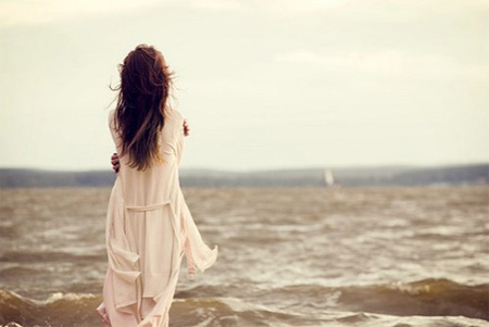 Thơ tình buồn chờ đợi người yêu