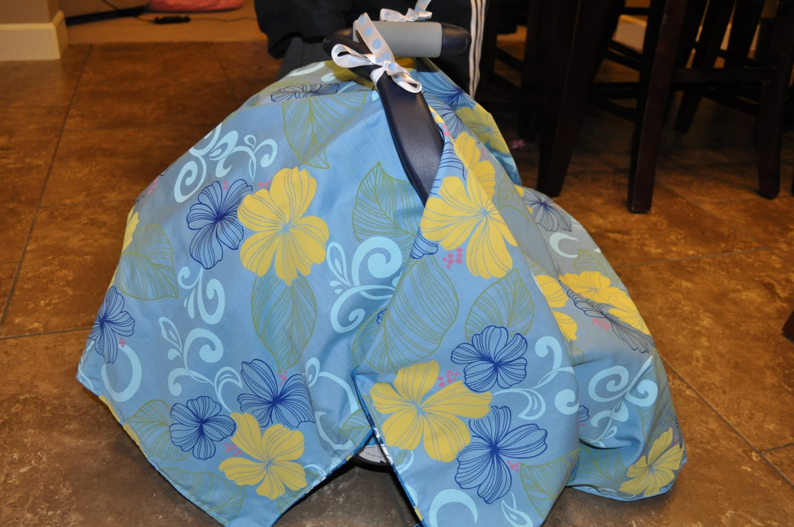 Making A Baby Car Seat Cover How To Makemakingsewing An Infant Car