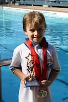 Sub-Junior Principal's Award Skye Hayes