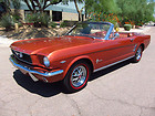 1966 Mustang C-Code Convertible - 289ci V8 - 4-Speed - Rust Free