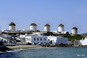 Álbum de fotos de Mykonos, Grécia - Lua de Mel