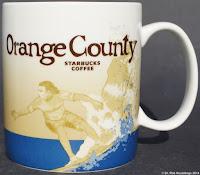 USA - Orange County www.bucksmugs.nl