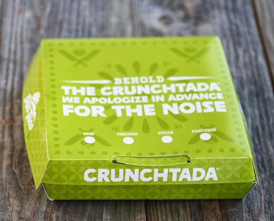 Del Taco Crunchtada