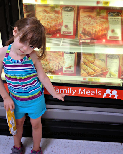 Stouffer's Family Meals and Nestle Cookie Dough at Walmart #shop