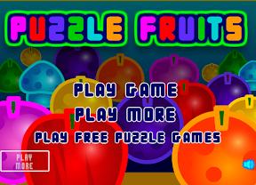 彩色水果對對碰