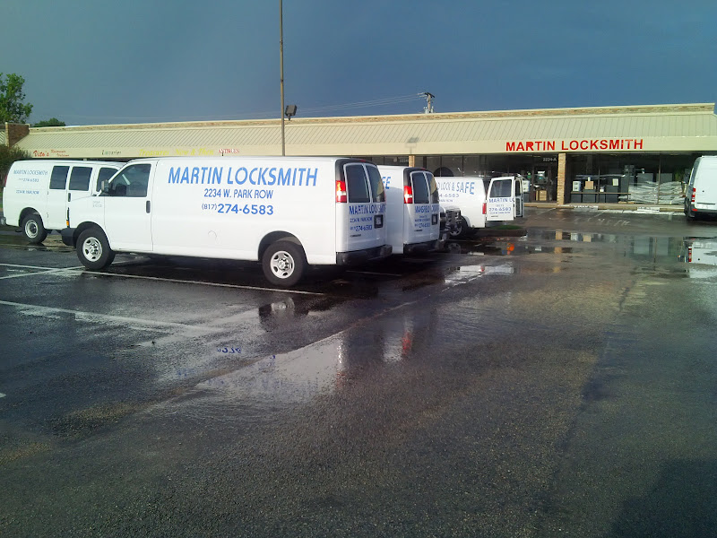 Locksmith Fort Worth | Martin Locksmith at 2234 W Park Row Dr, A, Arlington, TX