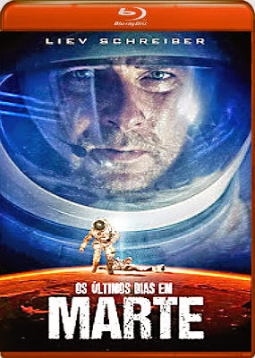 Filme Poster Os Últimos Dias em Marte BDRip XviD Dual Audio & RMVB Dublado